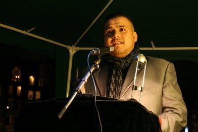 Yassin el Forkani (Jongeren-Imam in Amsterdam)